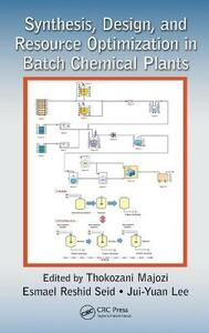 Synthesis, Design, and Resource Optimization in Batch Chemical Plants - cover