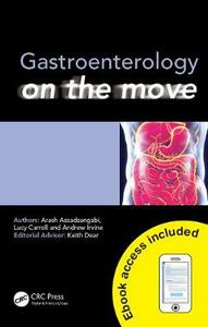 Gastroenterology on the Move - Arash Assadsangabi,Lucy Carroll,Andrew Irvine - cover