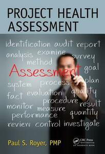 Project Health Assessment - Paul S. Royer, PMP - cover