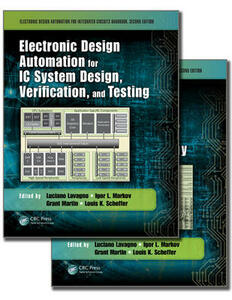 Electronic Design Automation for Integrated Circuits Handbook, Second Edition - Two Volume Set - cover
