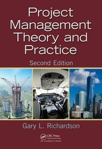 Project Management Theory and Practice - Gary L. Richardson - cover