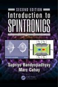 Introduction to Spintronics - Supriyo Bandyopadhyay,Marc Cahay - cover