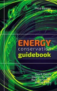 Energy Conservation Guidebook - Dale R. Patrick,Stephen W. Fardo,Ray E. Richardson - cover