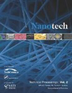Nanotechnology 2014: MEMS, Fluidics, Bio Systems, Medical, Computational & Photonics Technical Proceedings of the 2014 NSTI Nanotechnology Conference and Expo (Volume 2) - cover