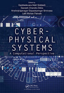 Cyber-Physical Systems: A Computational Perspective - cover