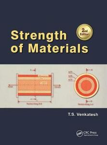 Strength of Materials, Second Edition - T. S. Venkatesh - cover