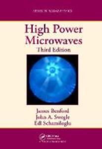 High Power Microwaves - James Benford,John A. Swegle,Edl Schamiloglu - cover