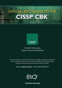 Official (ISC)2 Guide to the CISSP CBK - cover