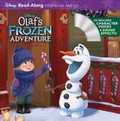 Libro in inglese Olaf's Frozen Adventure