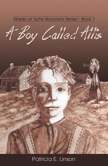 A Boy Called Allis: Allister of Turtle Mountain Series - Patricia E Linson - cover