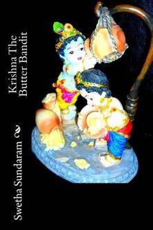 krishna The Butter Bandit