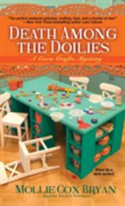 Death Among The Doilies - Mollie Cox Bryan - cover