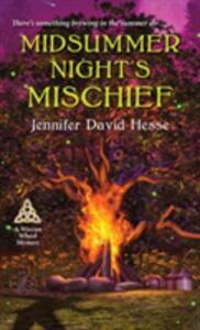 Midsummer Night's Mischief - Jennifer D. Hesse - cover