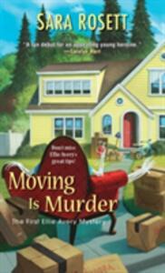 Moving Is Murder - Sara Rosett - cover
