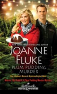 Plum Pudding Murder Film Tie-In - Joanne Fluke - cover