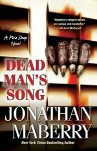 Dead Man's Song - Jonathan Maberry - cover