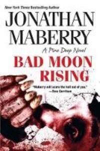 Bad Moon Rising - Jonathan Maberry - cover