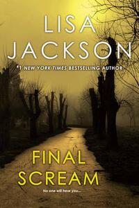 Final Scream - Lisa Jackson - cover