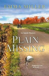 Plain Missing - Emma Miller - cover