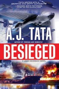 Besieged - A J Tata - cover