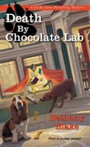 Death By Chocolate Lab - Bethany Blake - cover