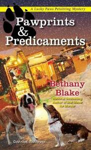 Pawprints and Predicaments - Bethany Blake - cover