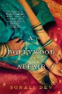A Bollywood Affair, A - Sonali Dev - cover