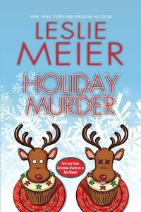 Holiday Murder - Leslie Meier - cover