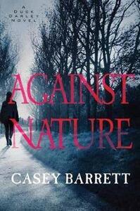 Against Nature - Casey Barrett - cover