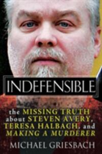 Indefensible - Michael Griesbach - cover
