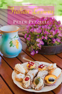 Italian Lessons - Peter Pezzelli - cover