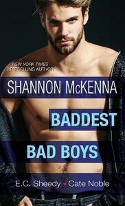 Baddest Bad Boys - S. McKenna - cover