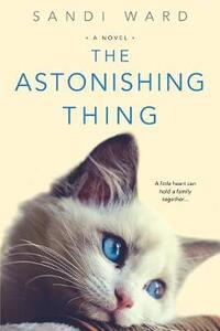 The Astonishing Thing - Sandi Ward - cover