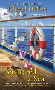 Shattered at Sea - Cheryl Hollon - cover