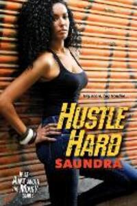 Hustle Hard - Saundra - cover