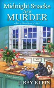 Midnight Snacks are Murder - Libby Klein - cover
