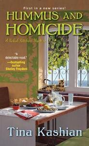 Hummus and Homicide - Tina Kashian - cover