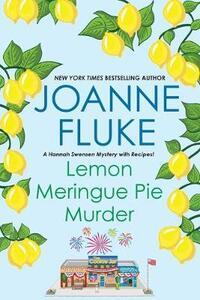 Lemon Meringue Pie Murder - J. Fluke - cover