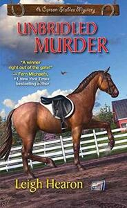 Unbridled Murder - Leigh Hearon - cover