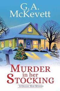 Murder in Her Stocking - G. A. Mckevett - cover