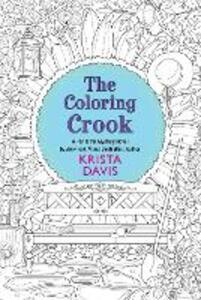 The Coloring Crook - Krista Davis - cover