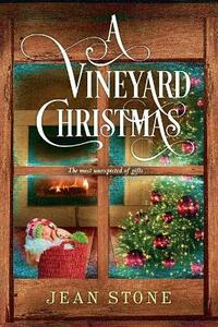 A Vineyard Christmas - Jean Stone - cover