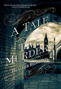 Tale of Two Murders - Heather Redmond - cover