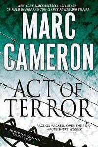Act of Terror - Marc Cameron - cover
