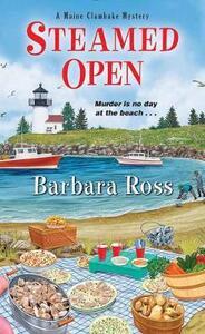 Steamed Open - B. Ross - cover