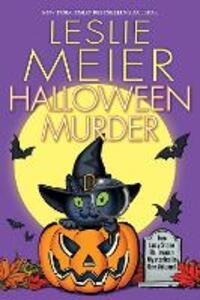 Halloween Murder - Leslie Meier - cover