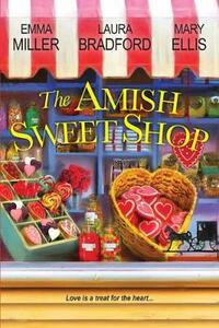 The Amish Sweet Shop - E. Miller - cover