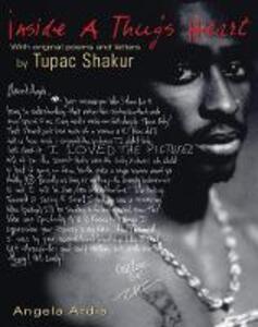 Inside A Thug's Heart - Tupac Shakur - cover