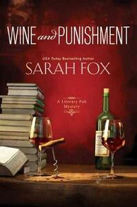 Wine and Punishment - S. Fox - cover