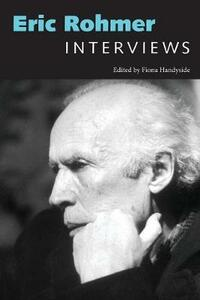 Eric Rohmer: Interviews - cover